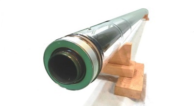 photo:FIG.3 Heat collection tube